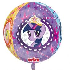 My Little Pony ORBZ Foil Helium Balloon